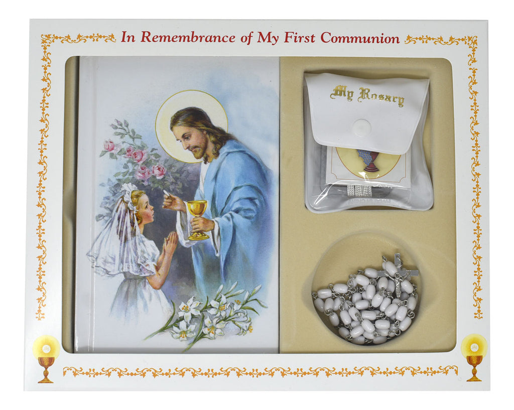 First Mass Book (Good Shepherd) Boxed Set An Easy Way Of Participating At Mass For Boys And Girls