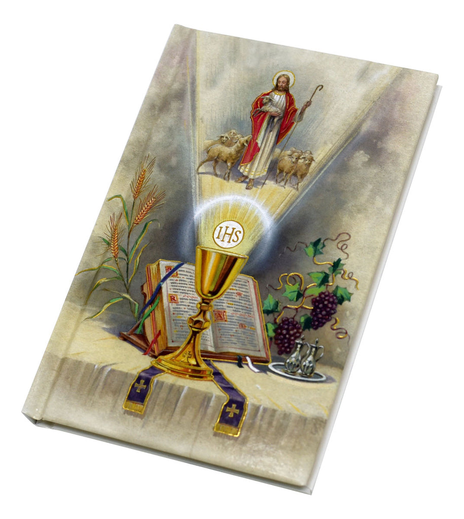 First Mass Book (Come My Jesus Deluxe Edition) An Easy Way Of Participating At Mass For Boys And Girls