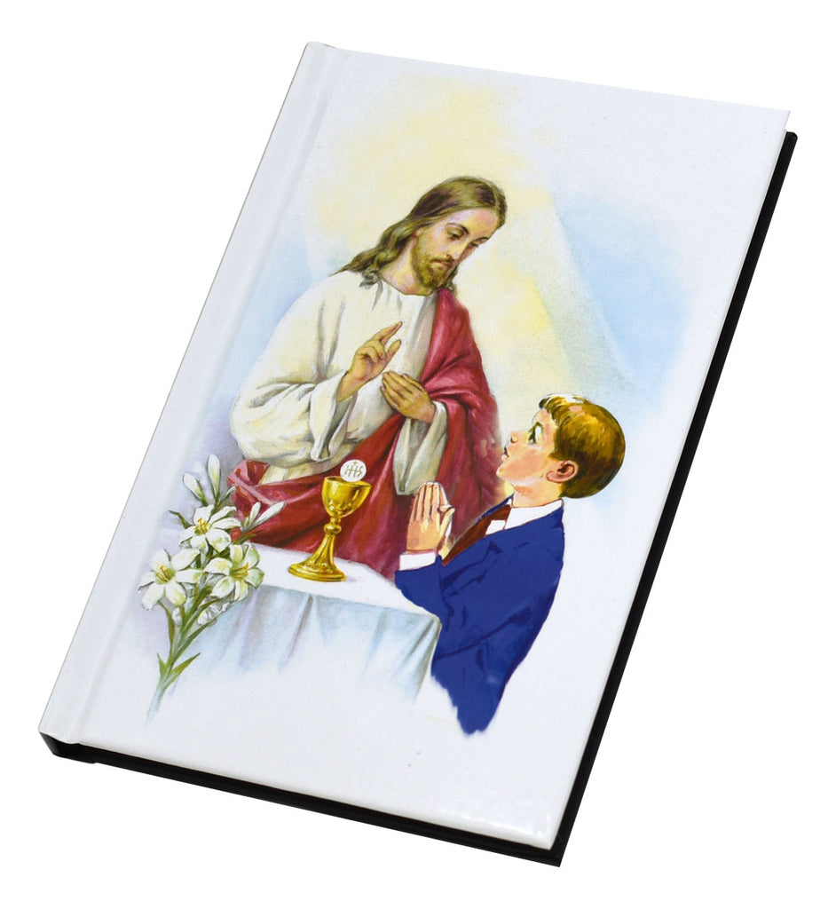 First Mass Book (Cathedral Edition) An Easy Way Of Participating At Mass For Boys And Girls