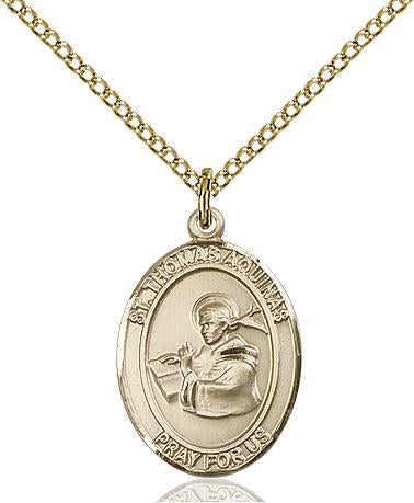 Thomas - ST. THOMAS AQUINAS Medal 6 OPTIONS