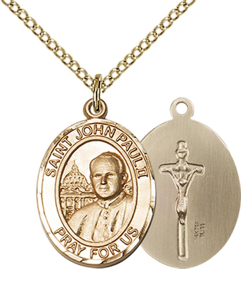 John - ST. JOHN PAUL II Medal 6 OPTIONS