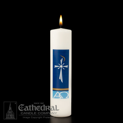 Radiance Christ Candle 3x12