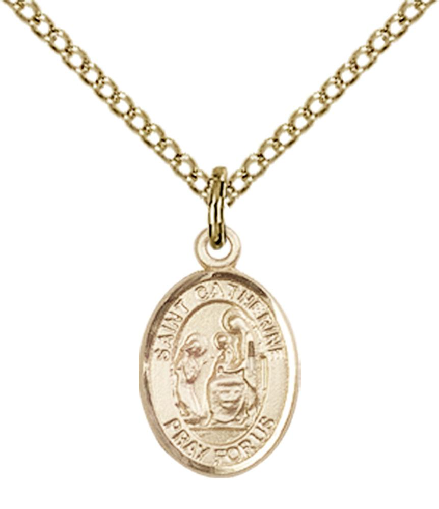 Catherine - St. Catherine of Siena Medal 6 Options
