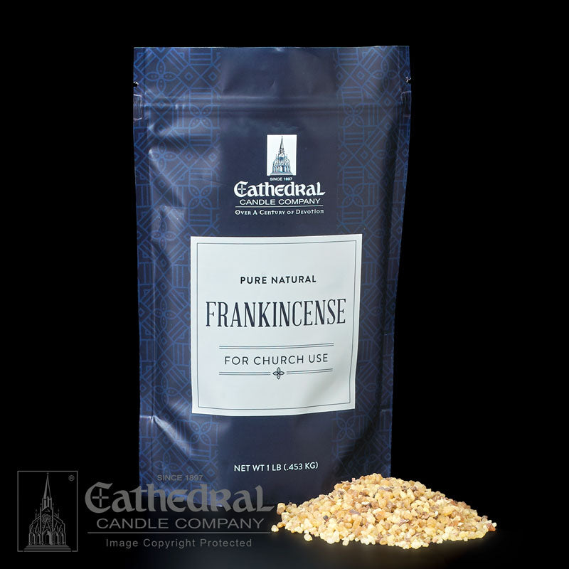 Frankincense For Church Use - Cathedral Candle Co.