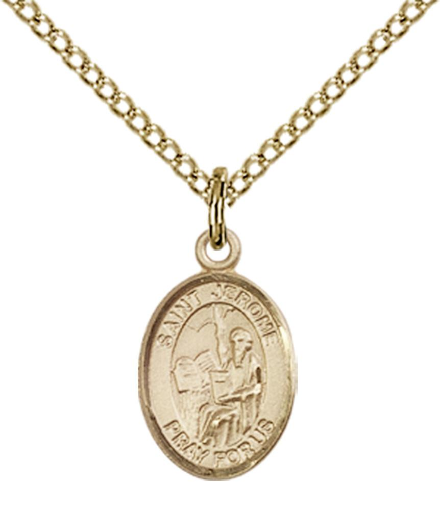 Jerome - St. Jerome Medal 6 Options