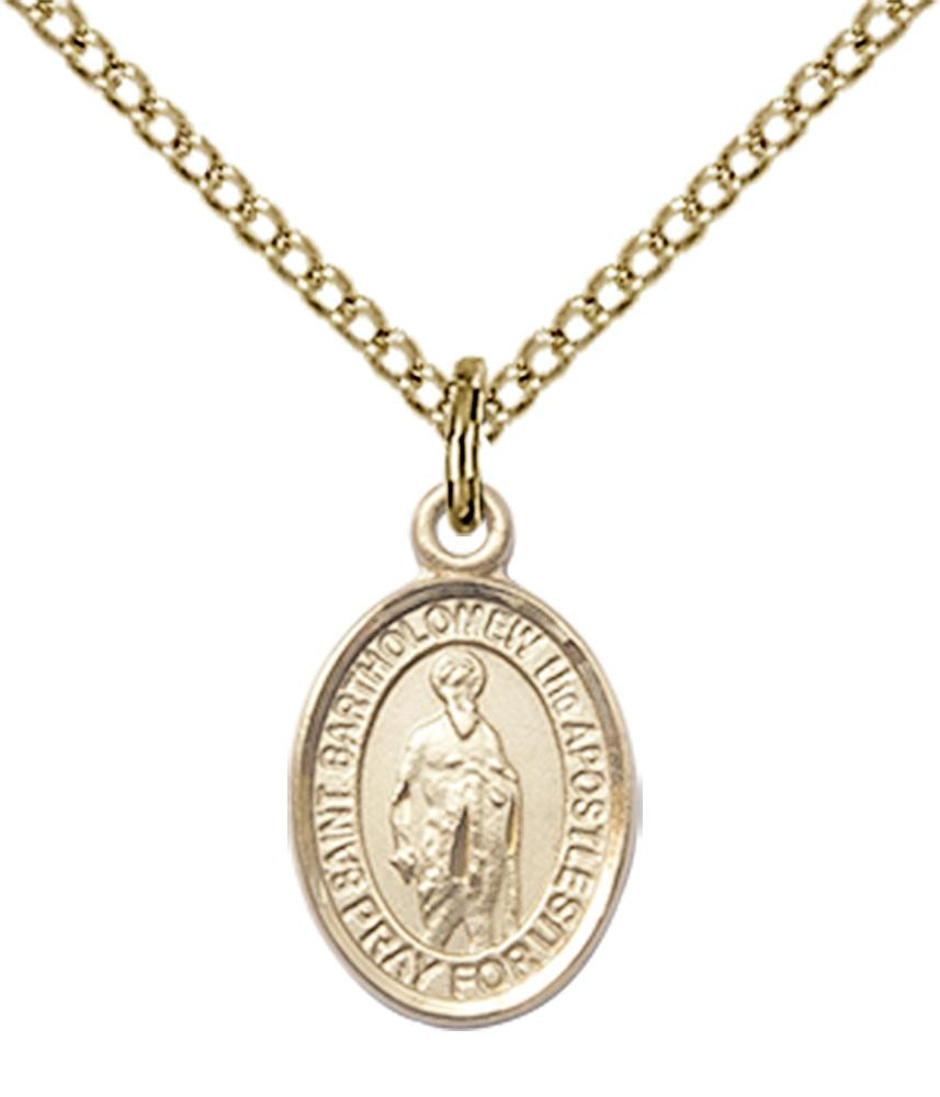 Bartholomew - ST. BARTHOLOMEW the APOSTLE Medal 6 OPTIONS
