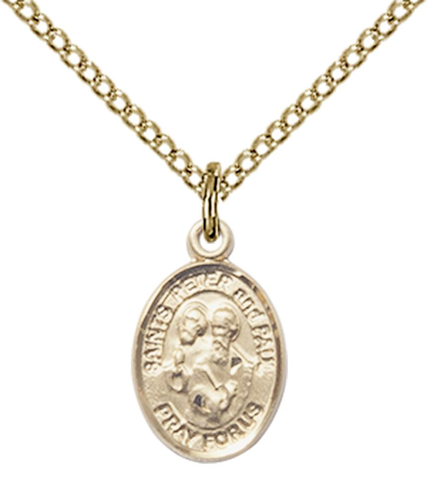 Peter and Paul - ST. PETER / ST. PAUL Medal 6 OPTIONS