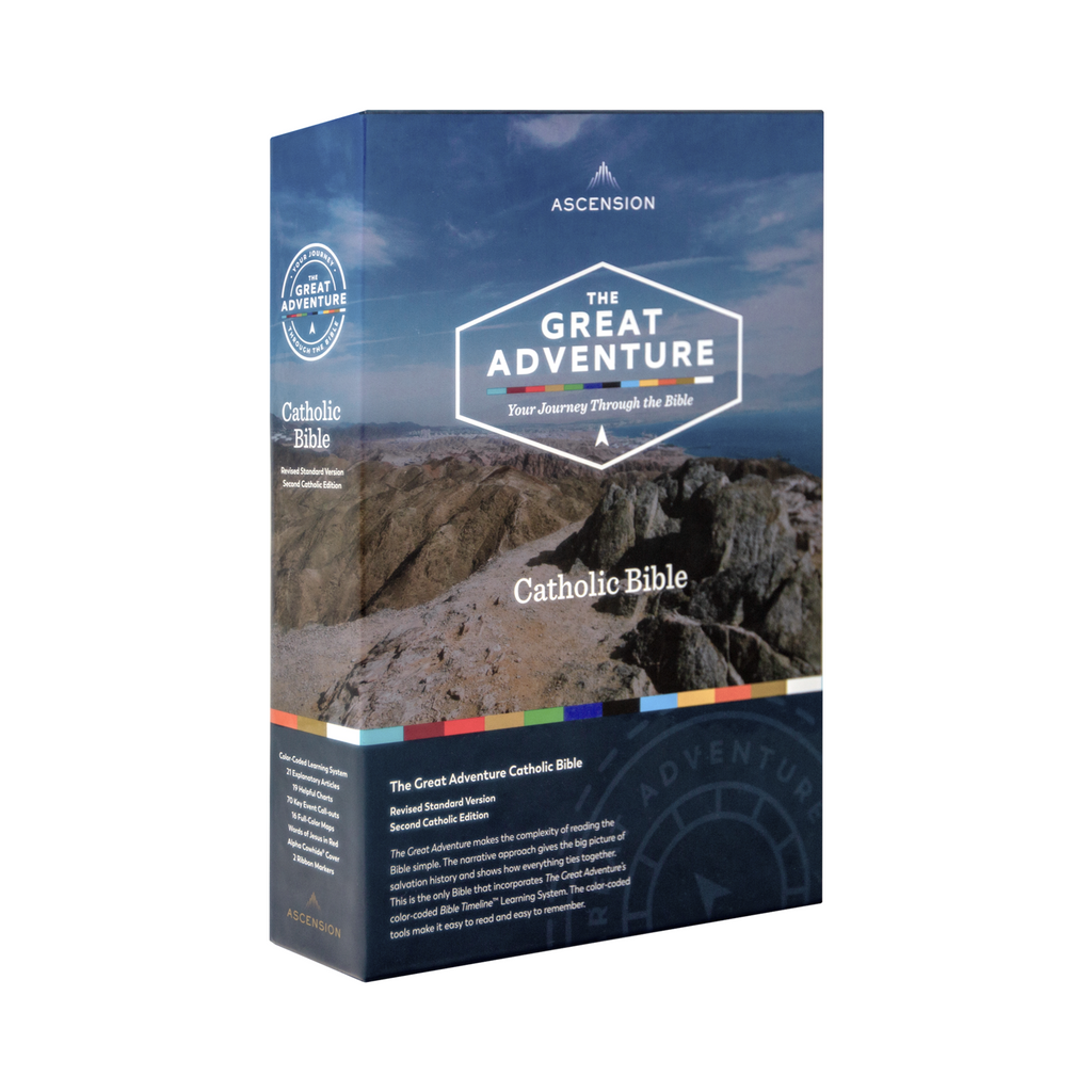 Bible - Great Adventure Timeline Bible