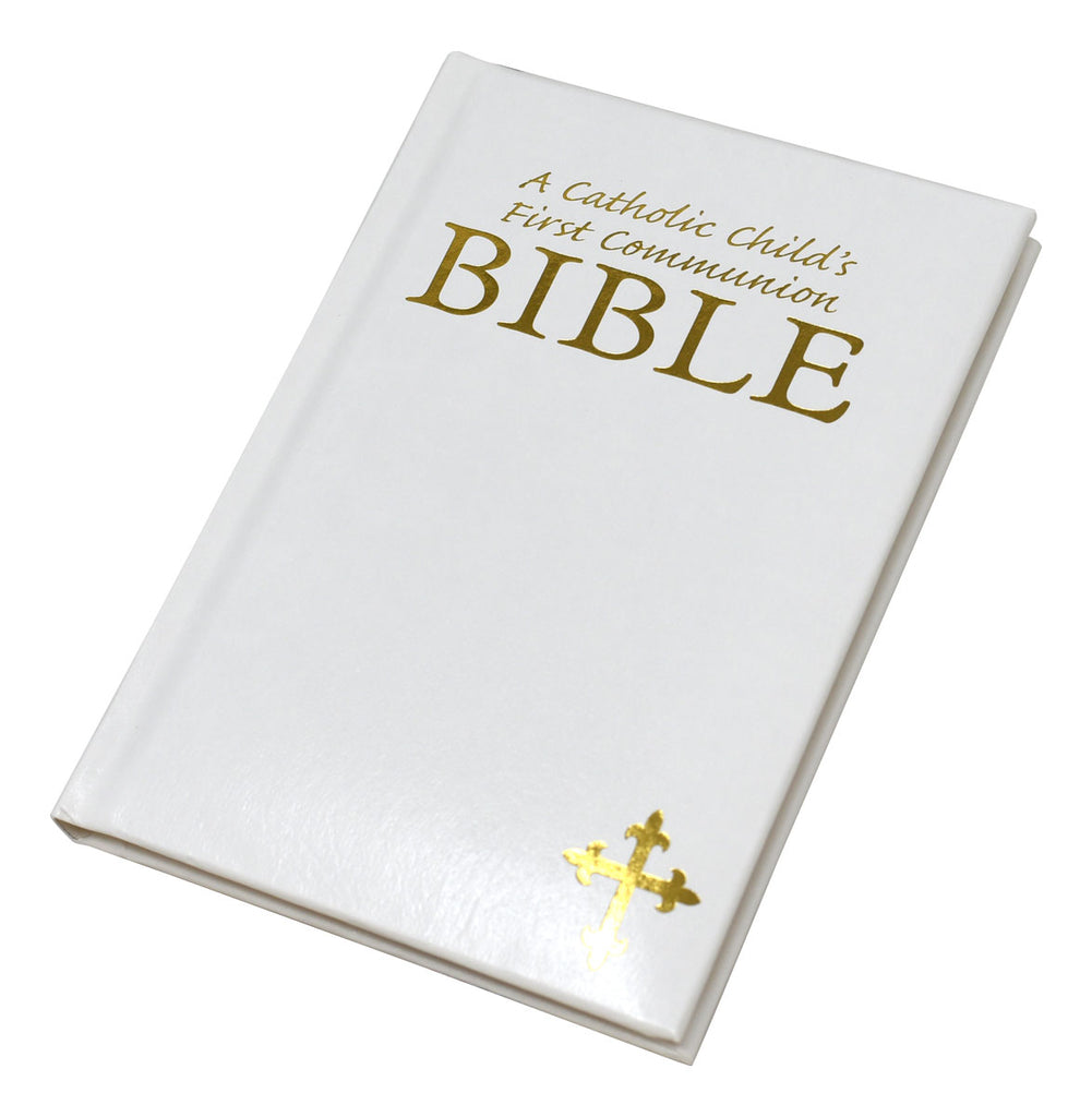 Bible - A Catholic Child's First Communion Bible