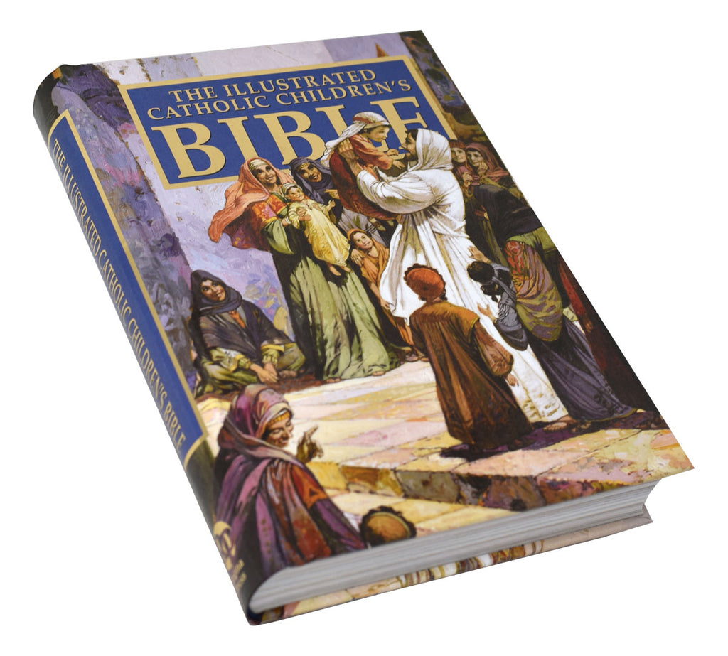Bible - Illustrated Catholic Children's Bible