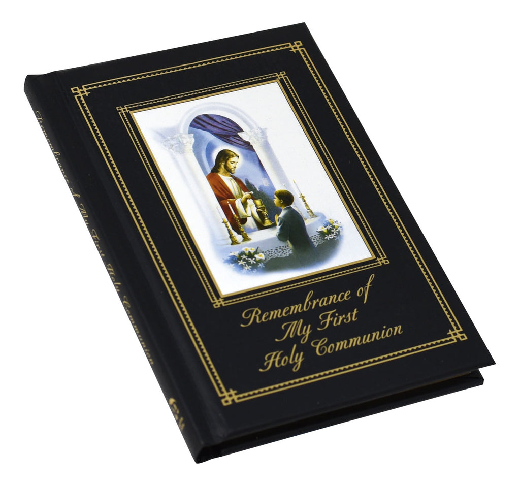 Remembrance Of My First Holy Communion-Traditions-Boy