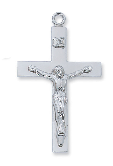 Lord's Crucifix - Sterling Silver
