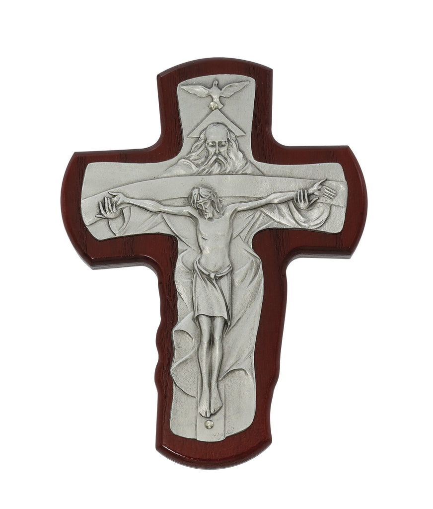 Trinity Crucifix - 5 1/2 in.Boxed