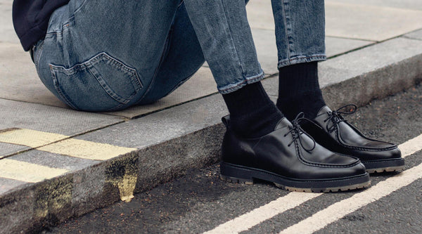 Chunky Sole Shoes - How To Wear This Season | Walk London