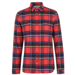 Brabour International Check Shirt