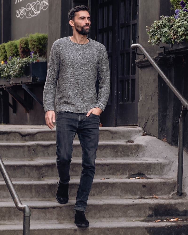 How To Wear Black Chelsea Boots In