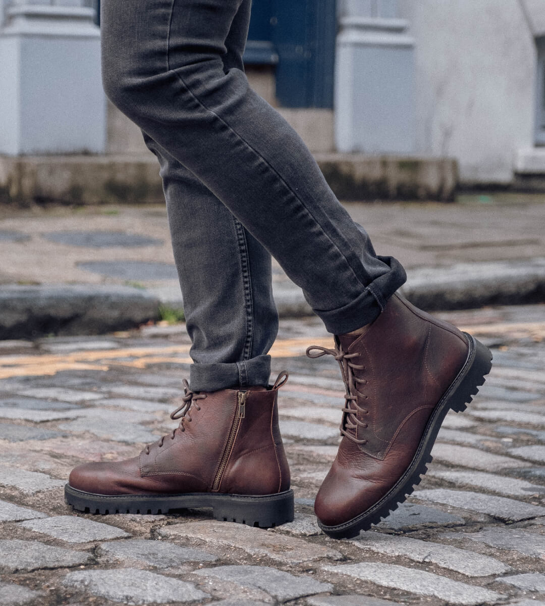 How To Wear a Lace Up Boot AW20