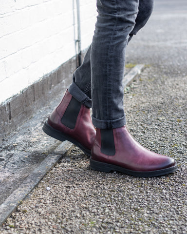 How To Wear a Chelsea Boot with attitude