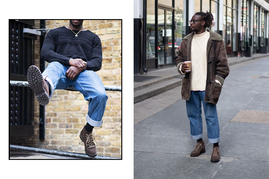 Walk London Sean Hiking Boot AW19 Lookbook