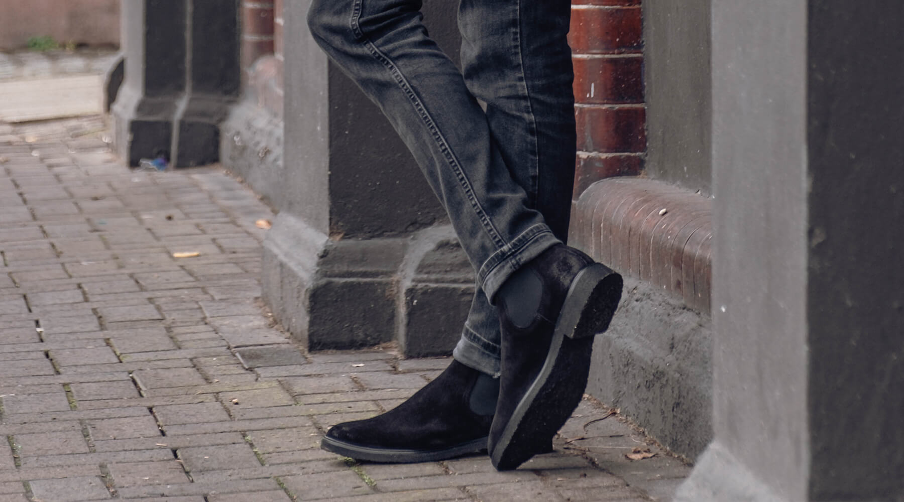What Is A Crepe Sole Chelsea Boot