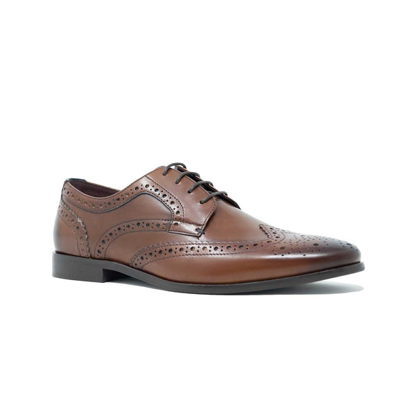 Alfie Brogue Shoe