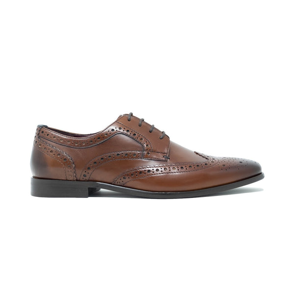 Mens Brogue Shoes: Walk London Alfie Brogue Shoes