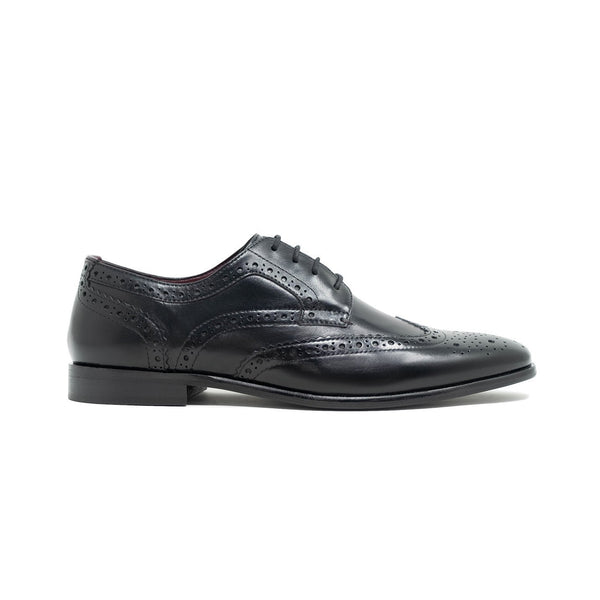 Mens Brogue Shoes: Walk London Alfie Brogue Shoe