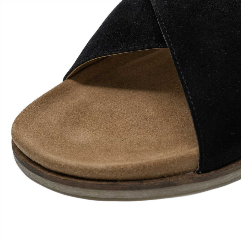 Cushioned Footbed  on a Men's Sandal