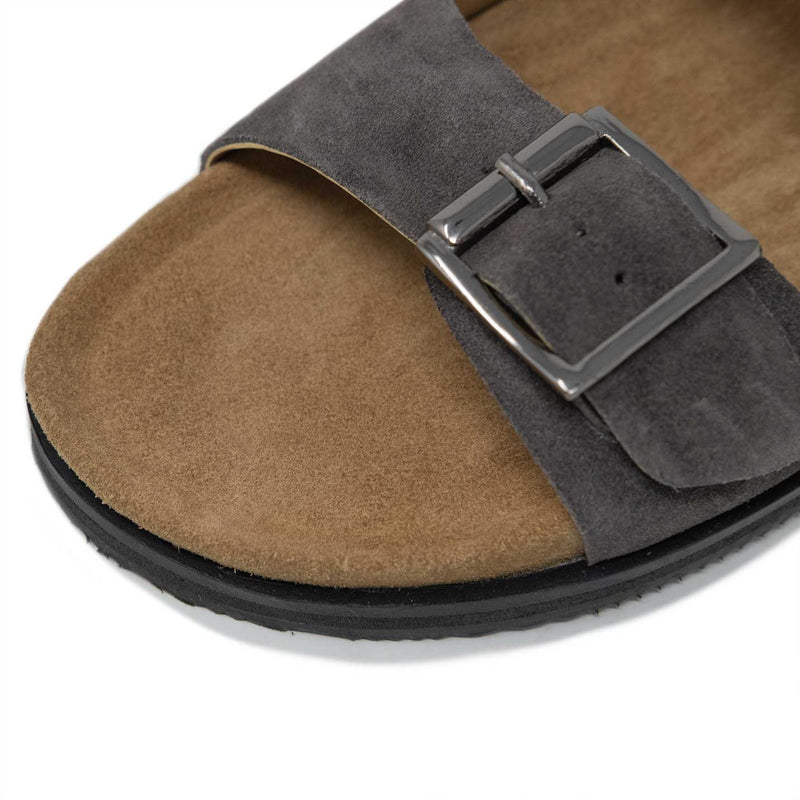 Sift Suede Cushioned Footbed