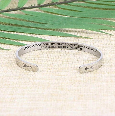 Not A Day Goes By Bracelet
