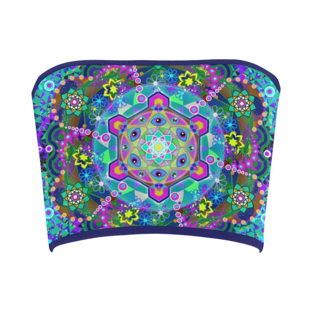 METATRON'S TRIP Bandeau Top - Utopik