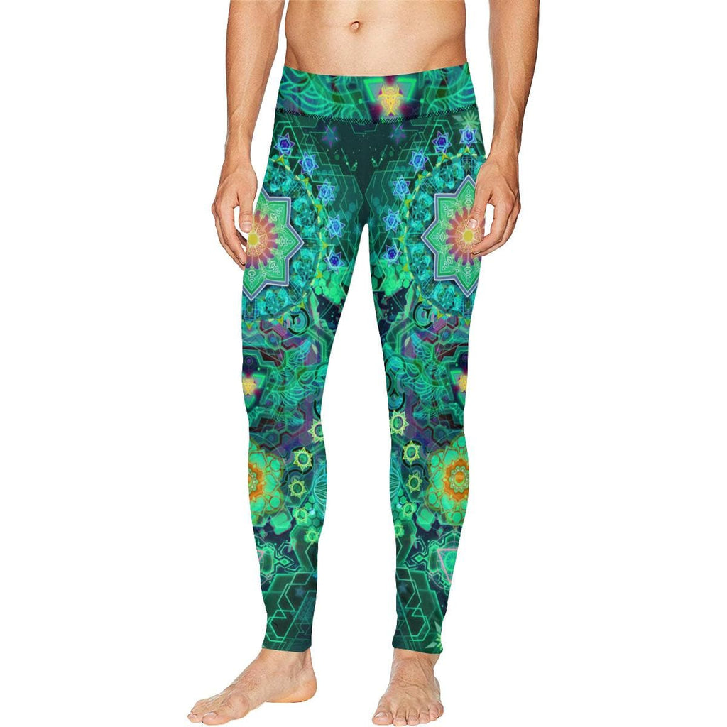 PORTAL Meggings Leggings for Men (L38) Utopik