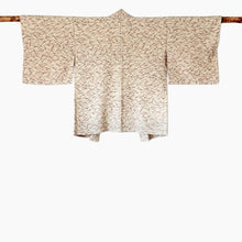 Load image into Gallery viewer, Vintage Japanese Silk Kimono Haori Jacket - ヴィンテージ羽織