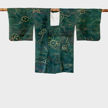 Load image into Gallery viewer, Vintage Japanese Silk Kimono Michiyuki Jacket