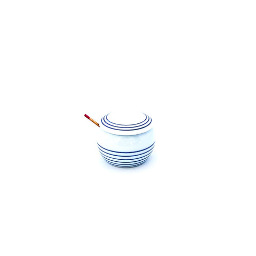 Japanese Condiment Pot