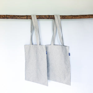 Japanese Traditional Needlework Bag - 一本刺し子バッグ