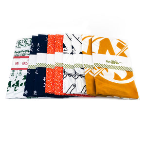Japanese Traditional Tenugui Towel - 手拭い