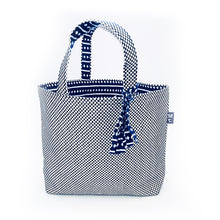 Load image into Gallery viewer, Japanese Traditional Sashiko Tote Bag - 刺し子トート
