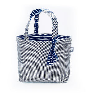 Japanese Traditional Sashiko Tote Bag - 刺し子トート