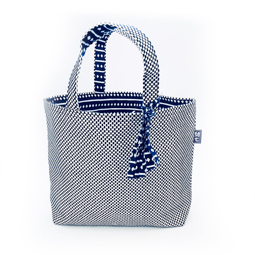 Japanese Traditional Sashiko Tote Bag
