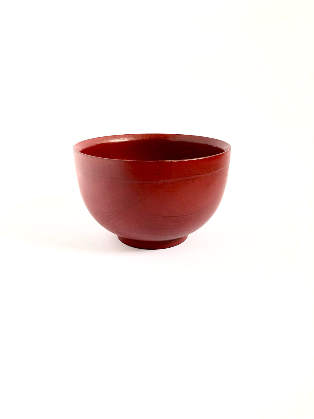 Japanese Lacquered Multi Use Bowl - 漆塗り渕布多用椀