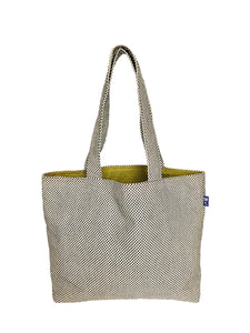 Japanese Traditional Sashiko Tote Bag - 刺し子トート大