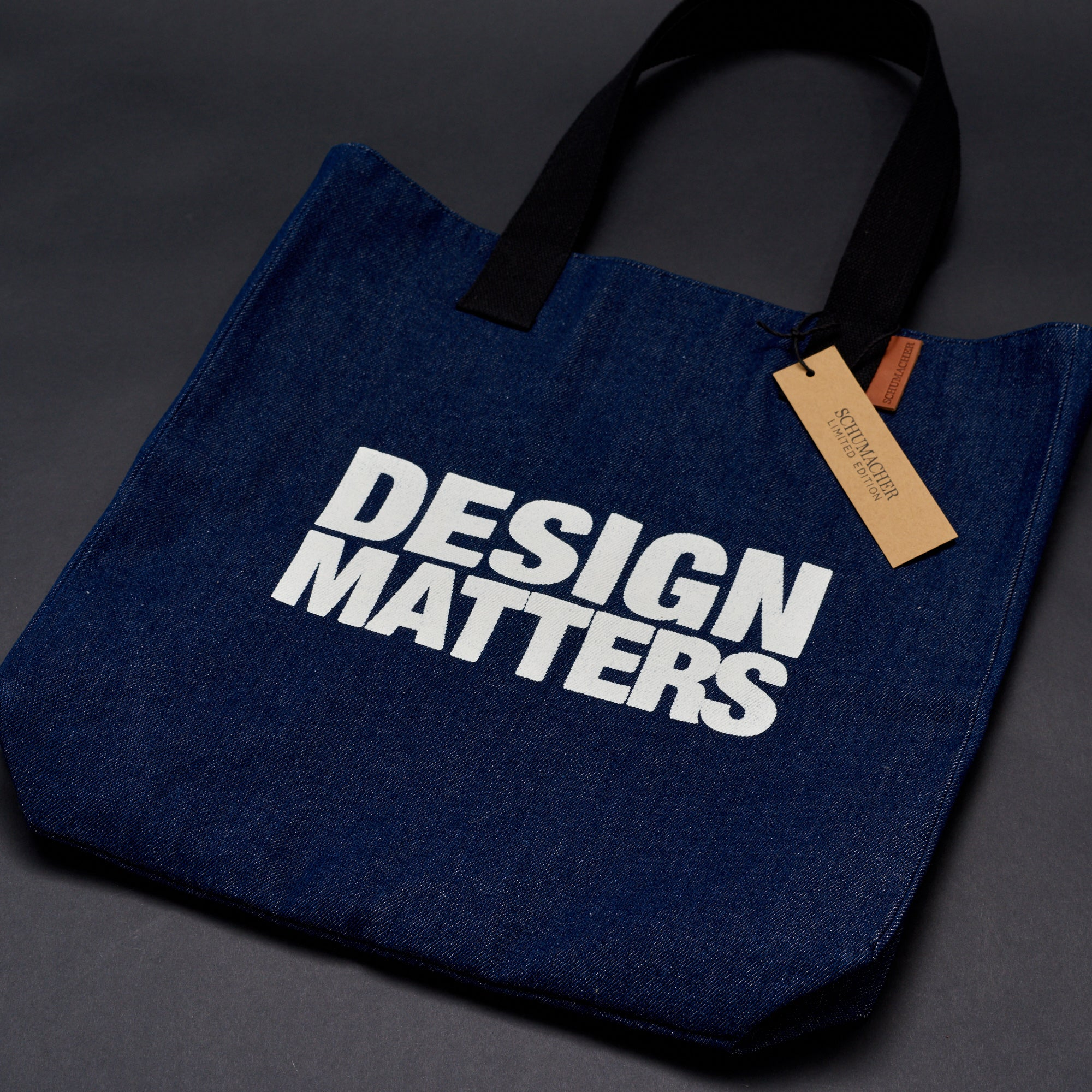 "Limited-Edition ""Design Matters"" Tote Bag"