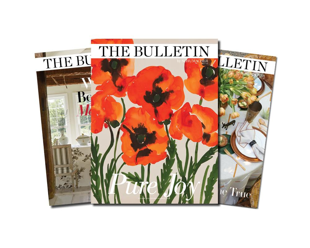 3 Issues of</br><i>The Bulletin</i>