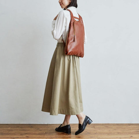 Minimatou Backpack L - MOTHERHOUSE マザーハウス