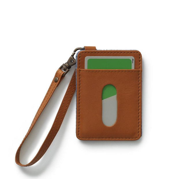 Double Pocket Pass Case
