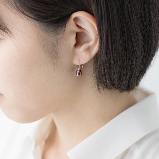 Day and Night Shizuku Petit Earrings