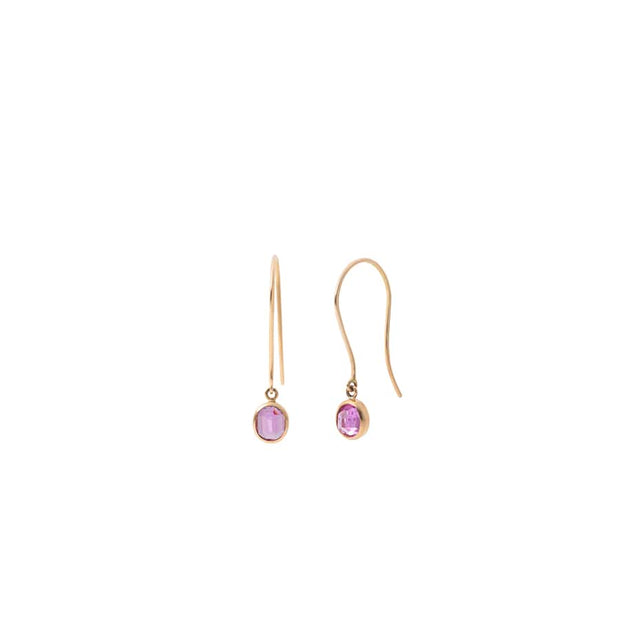 Naked Ruby (Single) Pierced Earrings