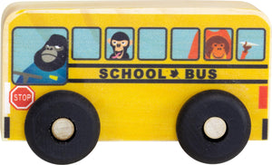 "School Bus ""Scoot"""
