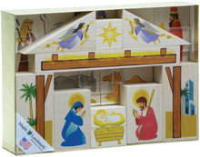 Load image into Gallery viewer, Nativity Block Set